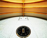 写真:願興寺「合祀墓」納骨室